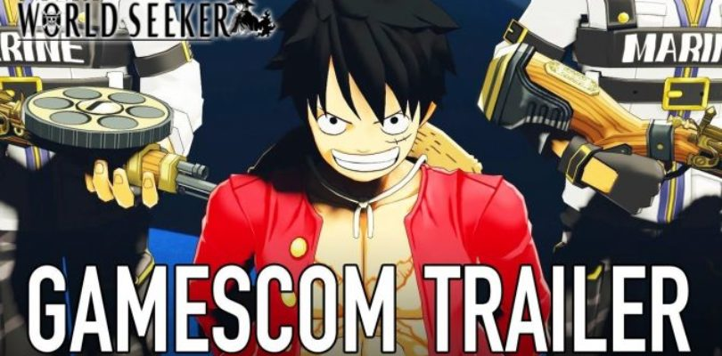 [NEWS] One Piece: World Seeker – Il nuovo trailer del Gamescom 2018 mette in risalto la storia dei personaggi