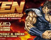 [NEWS] Ken il Guerriero in arrivo nei cinema italiani – ecco il trailer