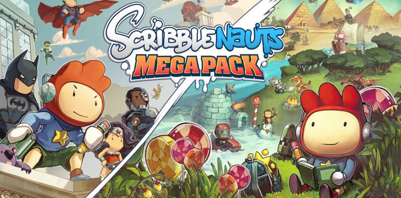[NEWS] Scribblenauts mega pack annunciato