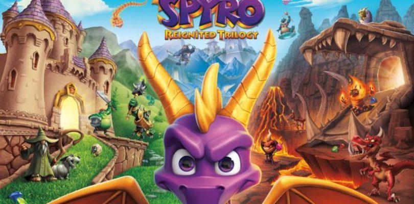 [NEWS] Spyro Reignited Trilogy – Mostrato Hurricos da Spyro 2