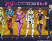 [NEWS] JoJo's Bizarre Adventure: Golden Wind – Video promo con nuove info
