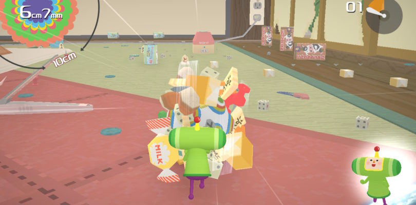 [NEWS] KATAMARI DAMACY ARRIVA SU NINTENDO SWITCH E PC!