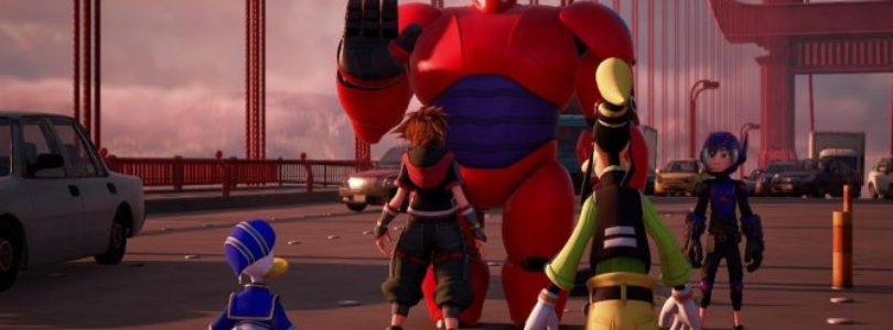 [NEWS] BIG HERO 6 PROTAGONISTA DEL NUOVO TRAILER DI KINGDOM HEARTS III