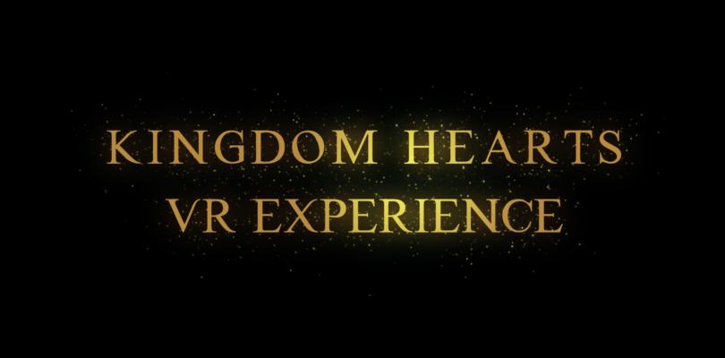 [NEWS] SQUARE ENIX E DISNEY ANNUNCIANO LA PRIMA ESPERIENZA PLAYSTATION VR DI KINGDOM HEARTS