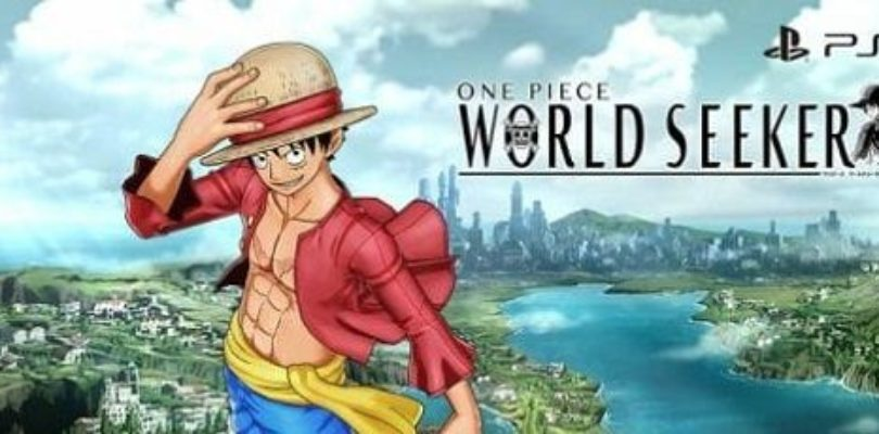[NEWS] ONE PIECE WORLD SEEKER ARRIVA NEL 2019