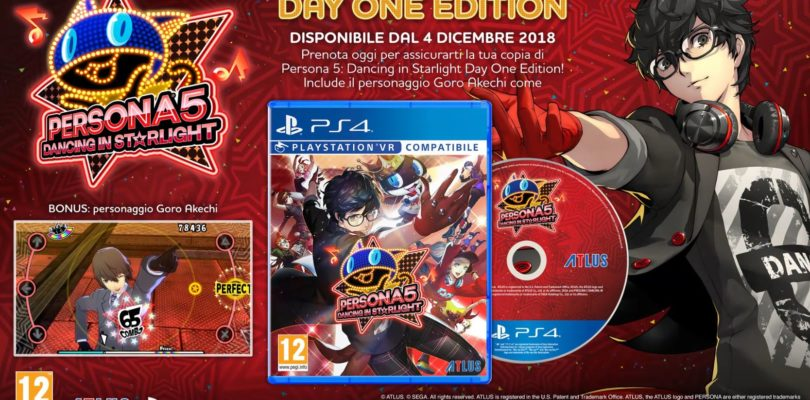 Due bonus pre-order inclusi in Persona 3: Dancing in Moonlight e Persona 5: Dancing in Starlight