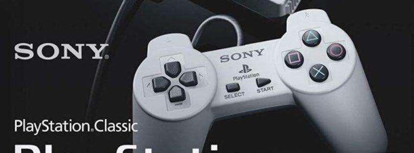 [NEWS] PlayStation Classic non riceverà alcun gioco Post-Lancio