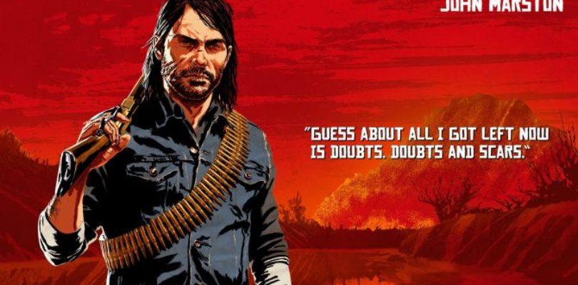 [NEWS] Red Dead Redemption 2 riceve immagine incentrata su John Marston, Van Der Linde e altri
