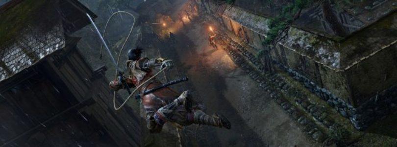 [NEWS] Sekiro: Shadows Die Twice Trailer Presentato al Tokyo Game Show