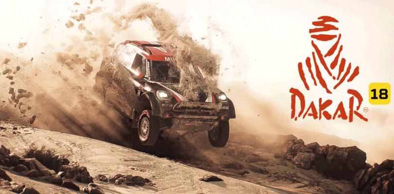 [NEWS] Dakar 18 – Disponibile il feature trailer