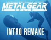 [NEWS] L'iconica intro di Metal Gear Solid ottiene un incredibile remake fan-made 4K per festeggiare i vent'anni