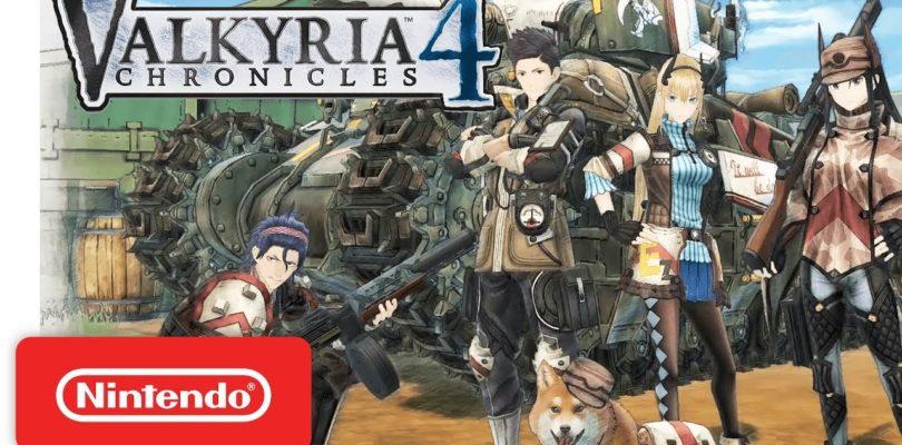 [NEWS] Valkyria Chronicles, in arrivo questo Autunno sull'eShop di Nintendo Switch