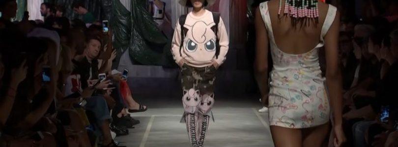 [Curiosità] Milano Fashion Week – I Pokemon sfilano sulla passerella
