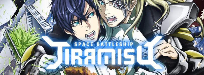[NEWS] Space Battleship Tiramisu – Rivelate le info della seconda stagione