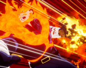ENDEAVOR ARRIVA IN MY HERO ONE'S JUSTICE!