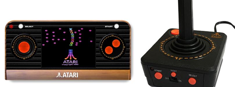 [NEWS] Atari svela il loro joystick retrò e Plug & Play in tempo per Natale