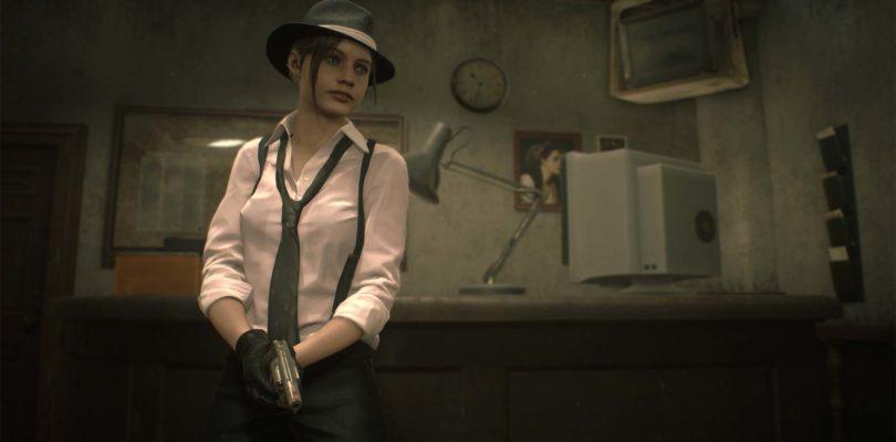 [NEWS] Resident Evil 2  – Costumi di Noir ricevono primi screenshot in 1080p