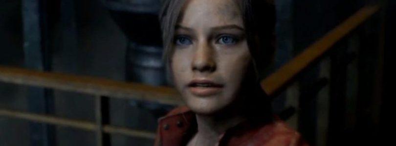 [NEWS] Resident Evil 2 ottiene 30 minuti di gameplay che mostra Claire in azione