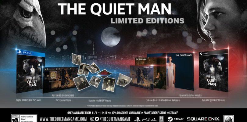 [NEWS] The Quiet Man di Square Enix ottiene la data di uscita e il nuovo trailer