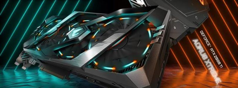 [NEWS] GIGABYTE Rivela la serie di schede video AORUS GeForce RTX 20