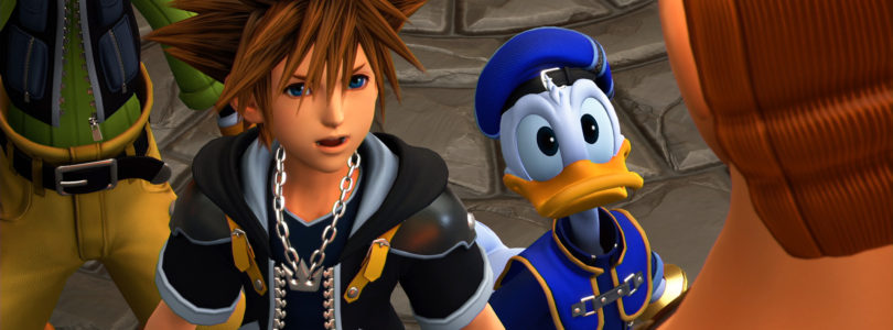 Kingdom Hearts III – Nuovi screenshot mostra Sora Torna a Olimpo