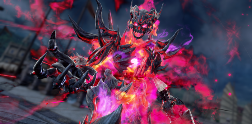[NEWS] INFERNO GIOCABILE IN SOULCALIBUR VI!