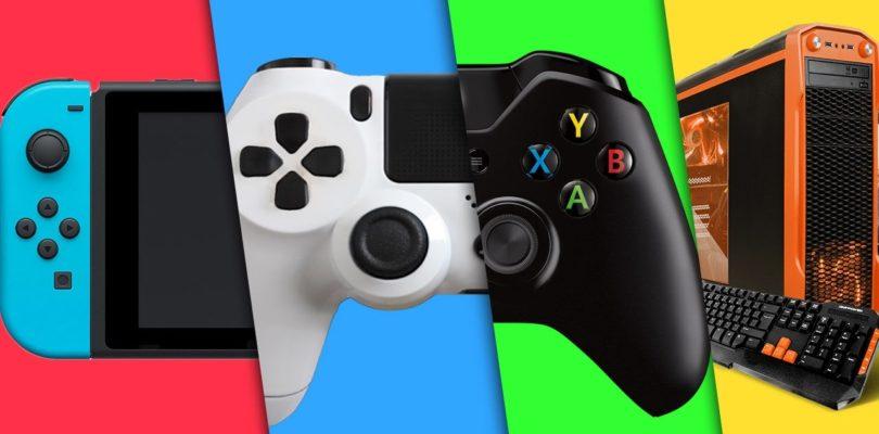 [CURIOSITA] Giochi in uscita ad ottobre 2018: PS4, Xbox One, Nintendo Switch e PC