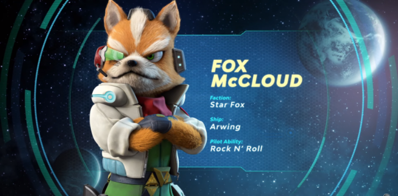 [NEWS] Starlink: Battle for Atlas – Un nuovo trailer mostra Fox McCloud e Mason Rana