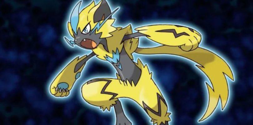 [NEWS] Zeraora sta per arrivare su Pokémon: Ultra Sole/ Ultra Luna
