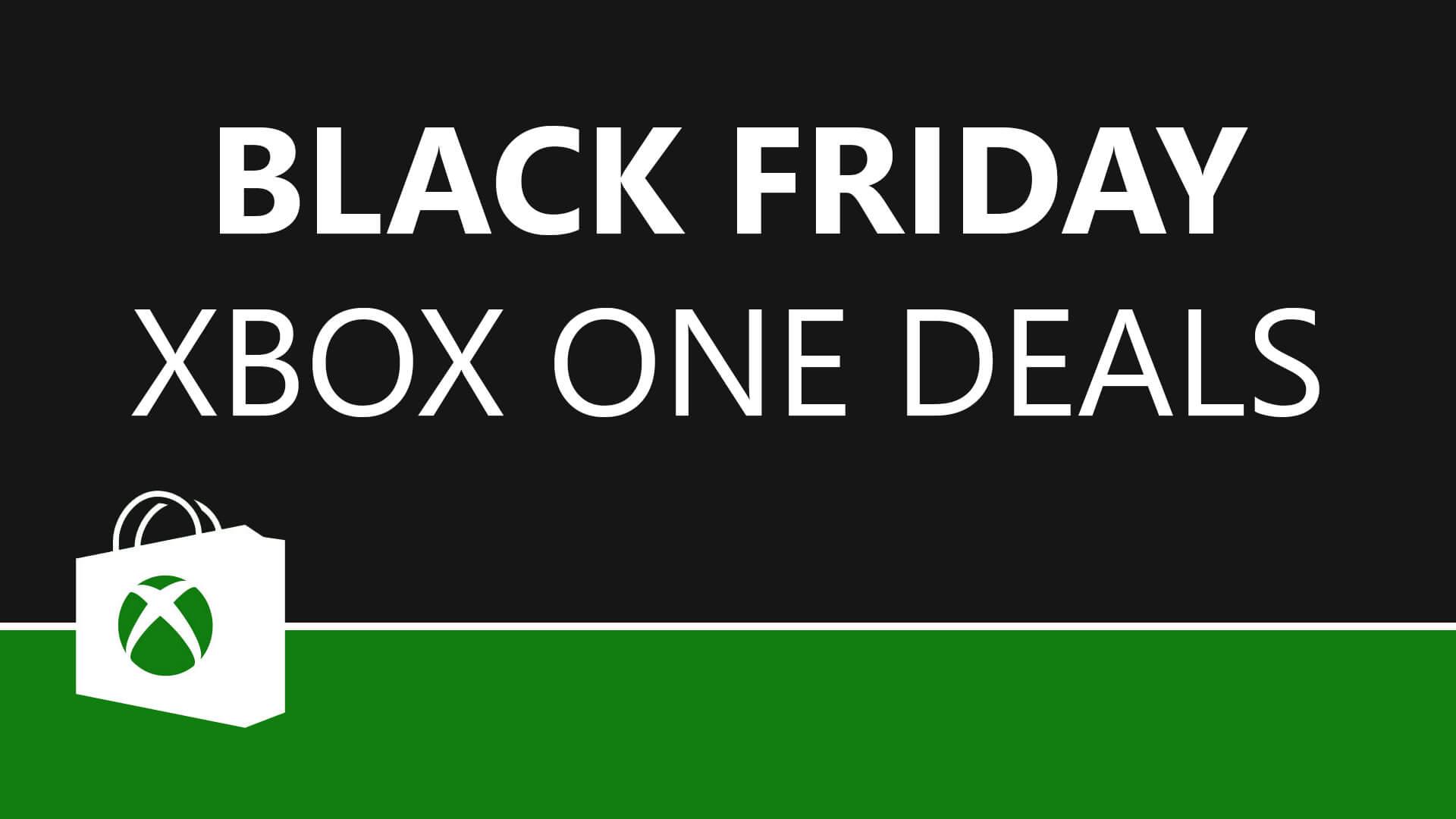 xbox one amazon black friday
