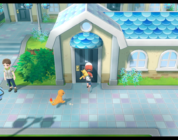 Pokemon let's go starter
