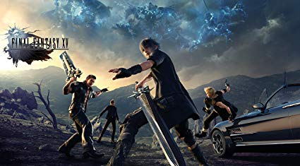 cosplay Final Fantasy XV: