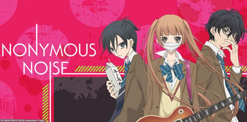 [NEWS] Anonymous Noise – Il manga giunge al termine