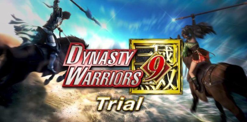 [NEWS] Dynasty Warriors 9 Trial – In arrivo la settimana prossima