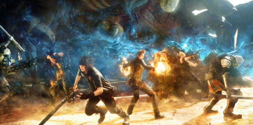 [NEWS] Final Fantasy XV Festeggia il secondo anniversario