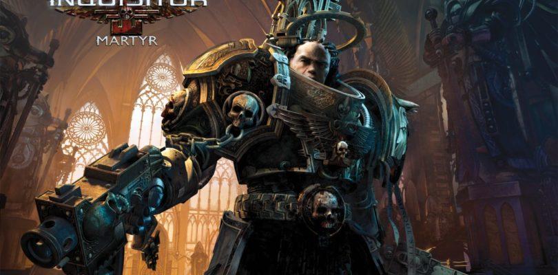 [NEWS] Warhammer 40000 -Inquisitor Martyr arriva su console