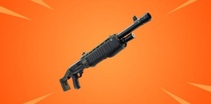 fucile a pompa Battleroyale