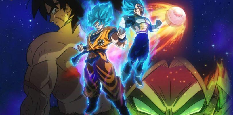 [NEWS] Dragon Ball Super: Broly – Rilasciato trailer finale del film