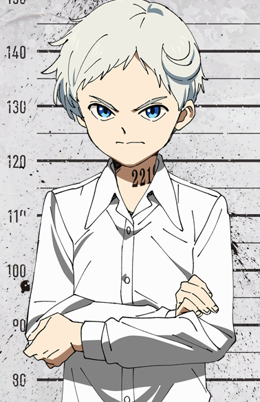the promised neverland norman