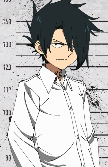 the promised neverland ray