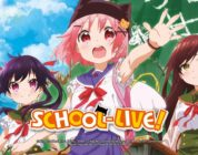 [NEWS] School-Live! – Rivelato nuovo trailer e cast live action