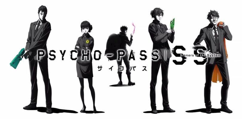 [NEWS] Psycho-Pass SS – Adattamento manga per la trilogia di film