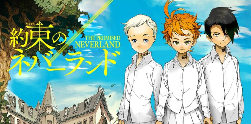 the promised neverland primo ad