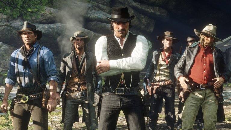 Red dead 2 natale