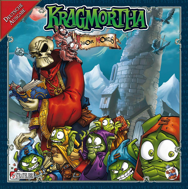 Giochi da tavolo per natale Kragmortha