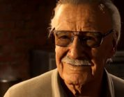 Stan lee in spider man