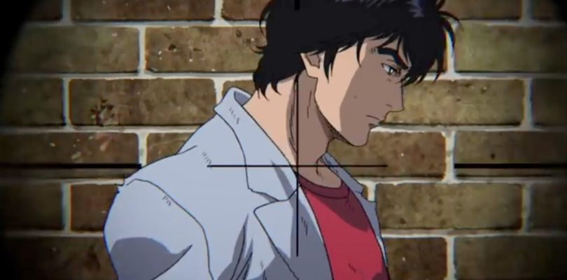 city hunter anime film
