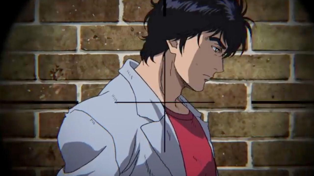 city hunter anime film