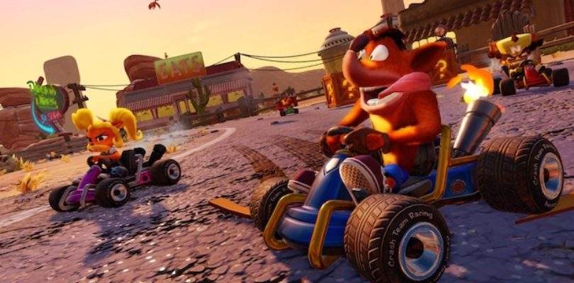 ctr remake grafica