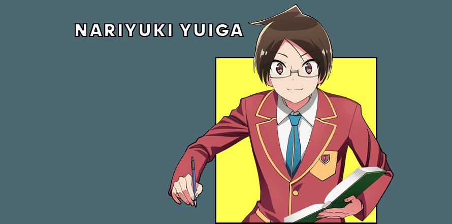 we never learn yuiga